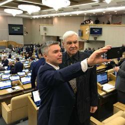 В «Единой России» приняли извинения депутата Сибагатуллина за слова о журналистах-«слугах»