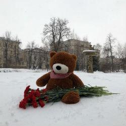 Татарстанцы организовали мероприятия в память о жертвах пожара в Кемерово