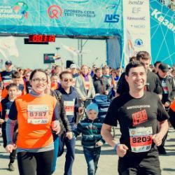 Старт проекта «Казанский марафон – 2018» в «Доме Роналда Макдоналда» в Казани