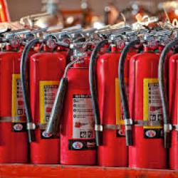 В Казани ажиотажный спрос на огнетушители