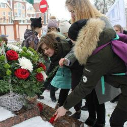 150-летие Максима Горького отметили в Казани