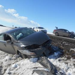 Смертельную аварию в Тукаевском районе спровоцировал уснувший водитель «Хендэ»