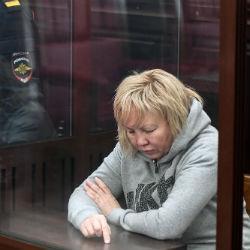 Обвиняемую чиновницу принудительно вернули из Москвы в Кемерово