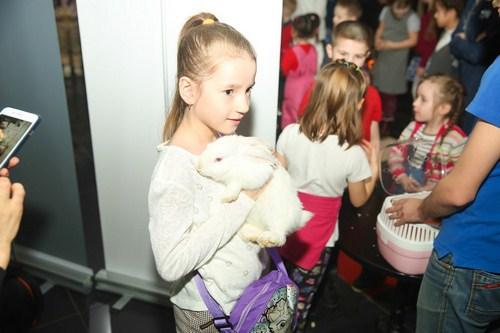 В Казани в кинотеатре 3D PortCinema состоялся предпоказ мультфильма «Кролик Питер»