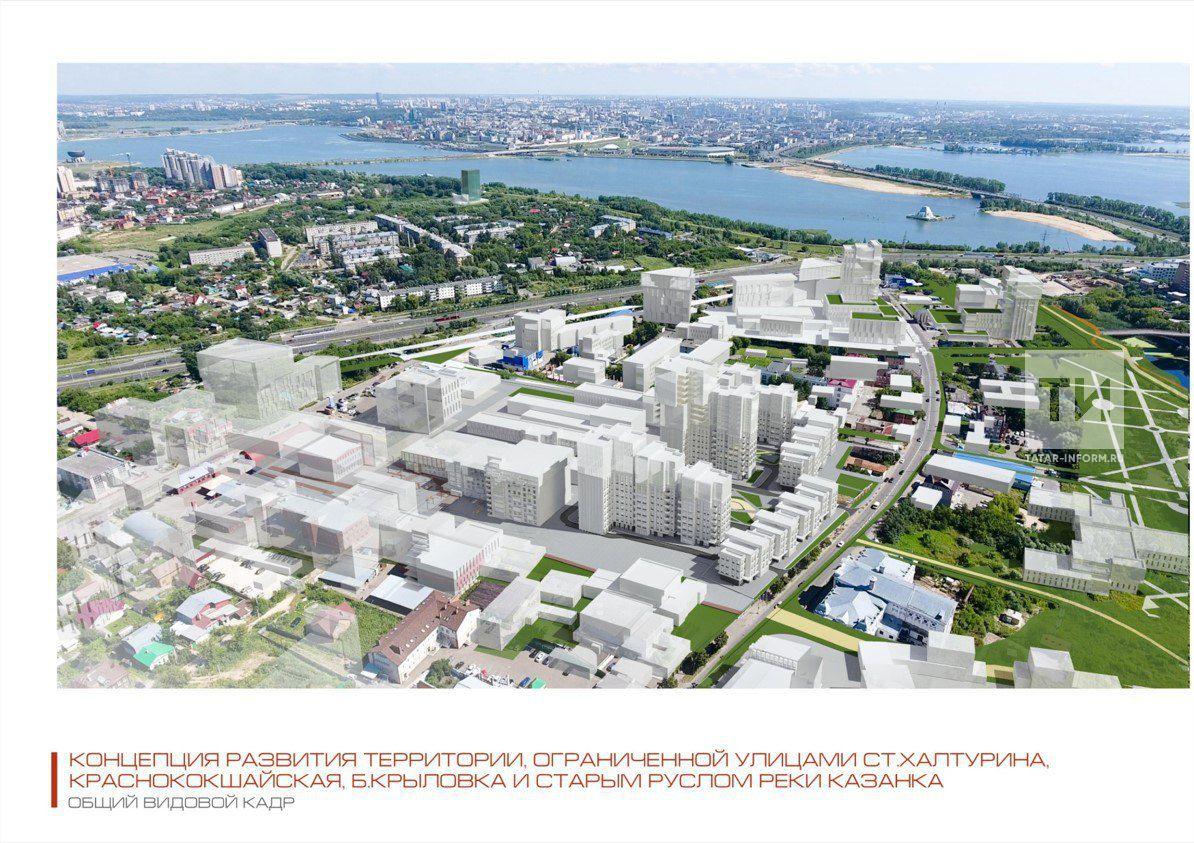 Рустам Минниханов приостановил строительство в исторической части Казани на три месяца