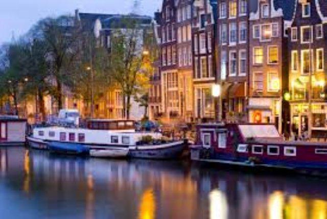 Амстердам — город свободы!
