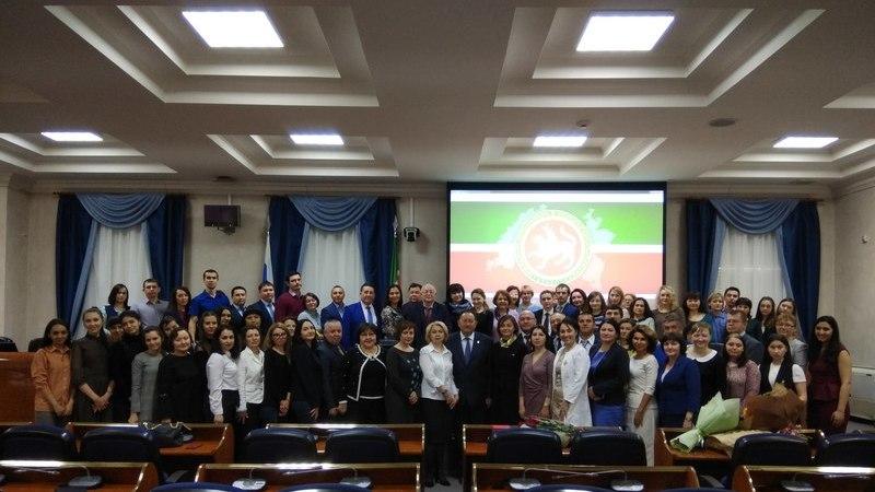 «Семь лет как один миг…» Айрат Сибагатуллин попрощался с коллективом Минкульта Татарстана
