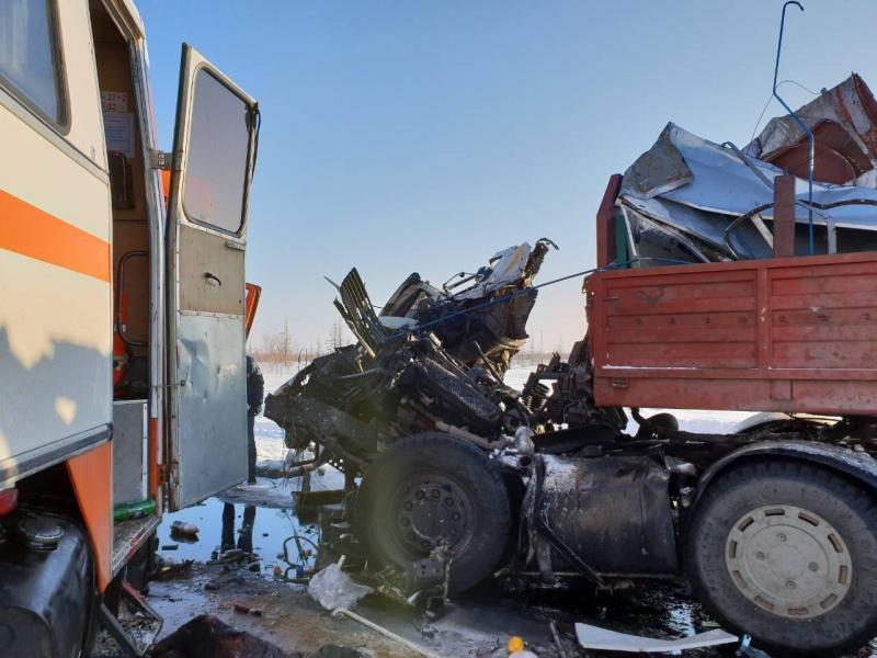 Вахтовики из Татарстана попали в крупное ДТП на Ямале (ФОТО, ВИДЕО)