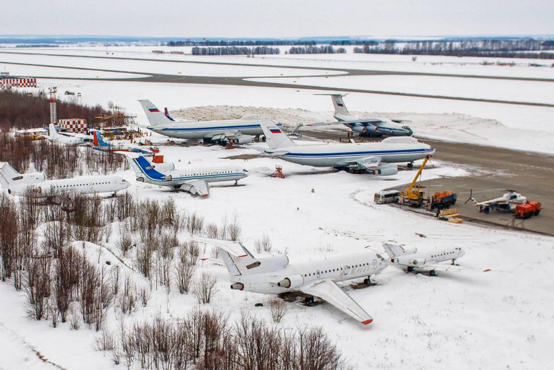 Сразу два «самолета Судного дня» находятся в Казани