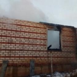 В Бугульминском районе в результате поджога дома погиб 49-летний хозяин