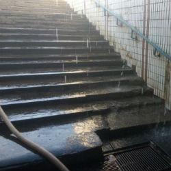 В Набережных Челнах затапливает подземные переходы (ВИДЕО)
