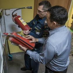 288 нарушений правил безопасности выявила Прокуратура в ТЦ Татарстана