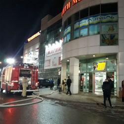 Из торгового центра в Челнах эвакуировали всех посетителей