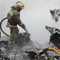 Потерпевший крушение в Хабаровске Ми-8 был собран в Казани 30 лет назад