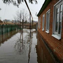 Около 300 домов в Татарстане оказались под угрозой подтопления
