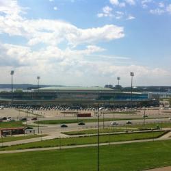 В Казани на пять дней ограничат движение перед Центральным стадионом из-за событий в Парке футбола