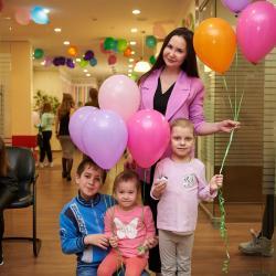 День Благотворителя в «Доме Роналда Макдоналда» в Казани (ФОТО)