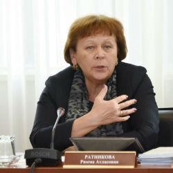 Римма Ратникова предложила готовить журналистов на базе первого высшего образования