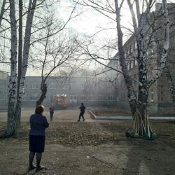 В Башкортостане парень с ножом напал на школьников и поджег школу: есть пострадавшие (ФОТО,ВИДЕО)
