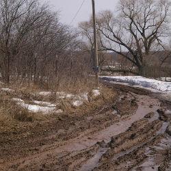 Жители одной из самых маленьких деревень Татарстана отрезаны от цивилизации (ВИДЕО)