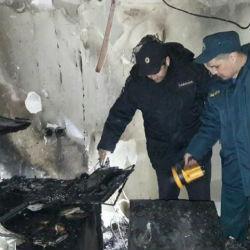 Из-за пожара в роддоме в Уфе эвакуировали почти 250 рожениц и младенцев