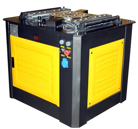 РусИнСтрой — станок для гибки арматуры (гибочный) Г-40, станок для резки арматуры (рубочный) ВПК Р-40
