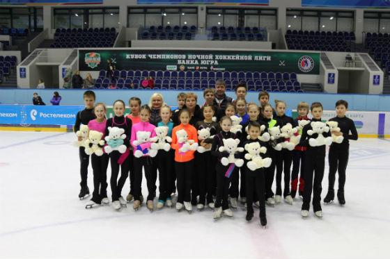 Программа «Ростелекома» и Федерации фигурного катания на коньках России «Звездная дорожка»: развитие по спирали