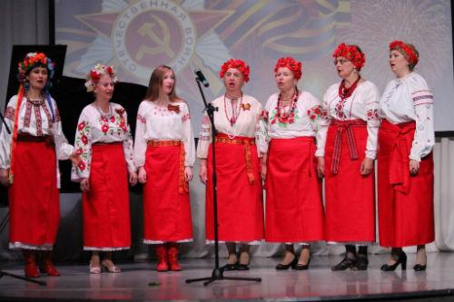 Концерт ко Дню Победы представили в Доме Дружбы