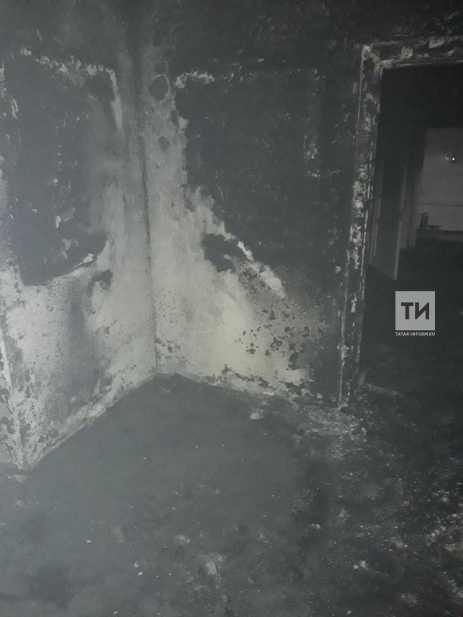 В Татарстане подожгли детский садик (ФОТО)