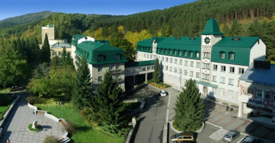 Прелести отдыха в санатории «Алтай-West»