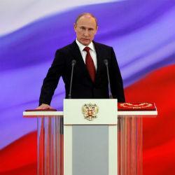 В Кремле прошла инаугурация Путина (ВИДЕО)