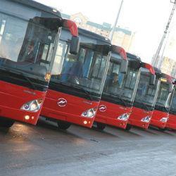 Маршруты городских автобусов изменятся завтра