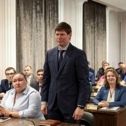 Назначен новый руководитель комитета ЖКХ города Казани