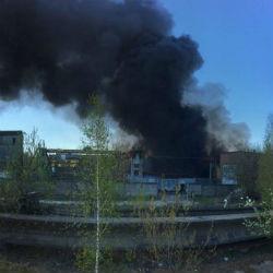 Казанцы готовят обращение к Путину после горения нефтепродуктов (ВИДЕО)