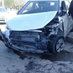 В Татарстане протаранившего 12 автомобилей мужчину лишили водительских прав