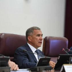 Три района, два министерства: Минниханов назвал лидеров по числу коррупционных нарушений
