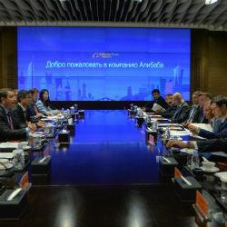 Татарстан предложил Alibaba создать в республике логоцентр