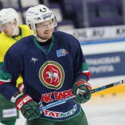 Хоккеист «Ак Барса» Токранов перешел в СКА