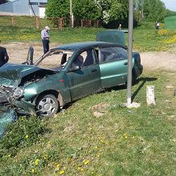 ДТП в Балтасинском районе. Есть погибший