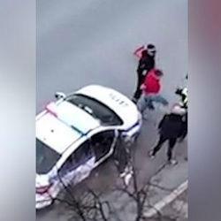«Ты чмо!»: Водитель использовал против сотрудника ДПС запрещенный прием (ВИДЕО)