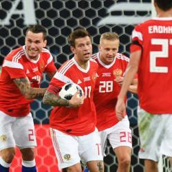 Выбран девиз сборной России на чемпионате мира—2018
