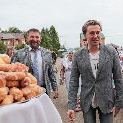 Сергей Безруков предложил властям Татарстана построить в Буинске ЭКО-поселение (ВИДЕО)