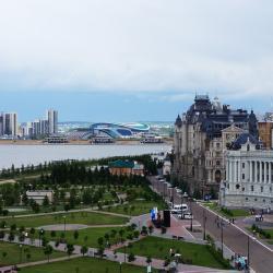 Профессор КФУ рассказал, каким будет лето-2018 в Казани