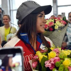 Глава Удмуртии подарил олимпийской чемпионке Загитовой четырехкомнатную квартиру