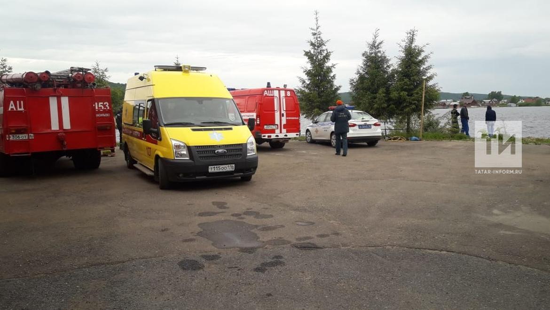 В Татарстане пятилетний мальчик утонул в машине в Волге