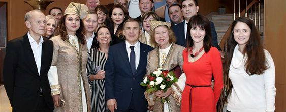 В Италии татары провели грандиозный праздник Сабантуй
