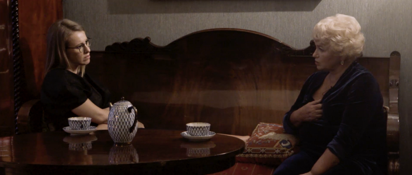 Центр документального кино выпускает в прокат фильм Ксении Собчак и Веры Кричевской «Дело Собчака»