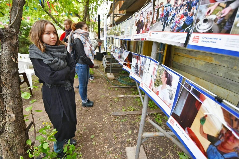 6 домов, 150 волонтеров и много песен под гитару: в Казани начался «Том Сойер Фест»