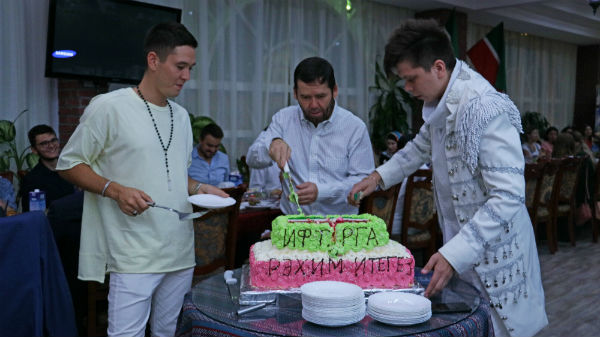 В ОАЭ провели праздничный вечер татаро-башкирских соотечественников в честь празника Ураза-байрам