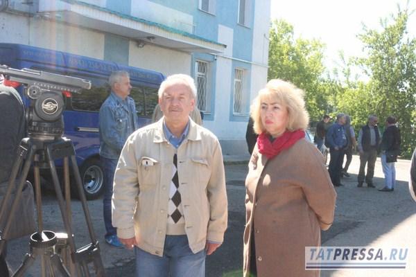 В Казани простились с известным карикатуристом Вячеславом Бибишевым (ФОТО)